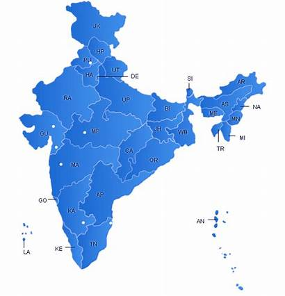 India Animated Map Animation Perompak Gifer Estate