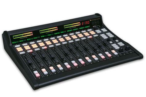 Digital Audio Console by Digital Radio Consoles Ip 12 Radio Console
