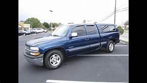 Sold 2001 Chevrolet Silverado 1500 Ls Ext  Meticulous