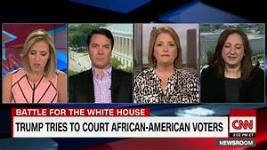 Trump's pitch to African-American voters questioned - CNN ...