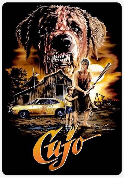 Cujo Horror Stephen King Film Movie Movies