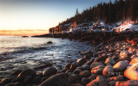 acadia national park wallpapers wallpaper cave