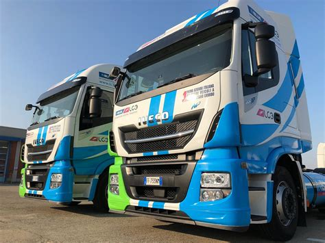 New 460hp Lng Engine For Iveco Stralis