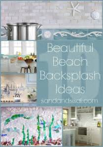 how to install a glass tile backsplash in the kitchen 10 backsplash ideas sand and sisal