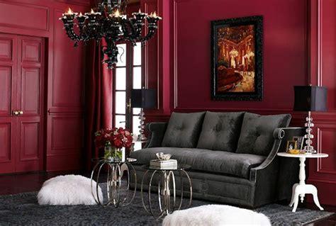 Salon Gris Et Bordeaux salon gris et bordeaux. un canap bordeaux et un salon d corer toutes