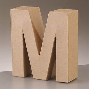 paper mache large cardboard letters signs 3d craft 17 With giant 3d cardboard letters