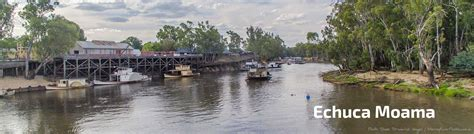 Echuca Houseboats by Echuca Moama Luxury Houseboats