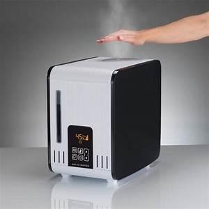 Stoom luchtbevochtiger