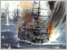 Rally Round the Flag Battle of the Yellow Sea RJW
