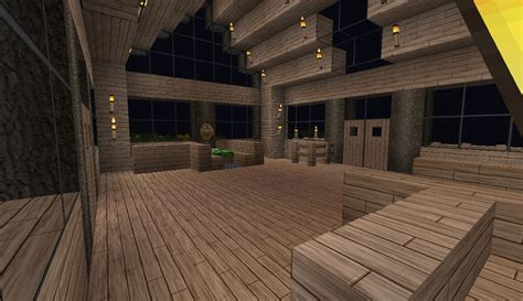 story house minecraft map