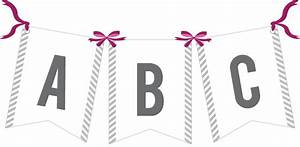 printable letters for banners free printable pages With print out letters for banners