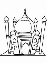 Ramadan Coloring Pages Eid Islamic Mubarak Colouring Sheets Islam Mosque Printable Studies Decorations Drawing Primarygames Hajj Children Activity Lantern Muslim sketch template