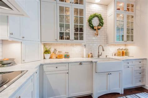 types  glass kitchen cabinets   secrets