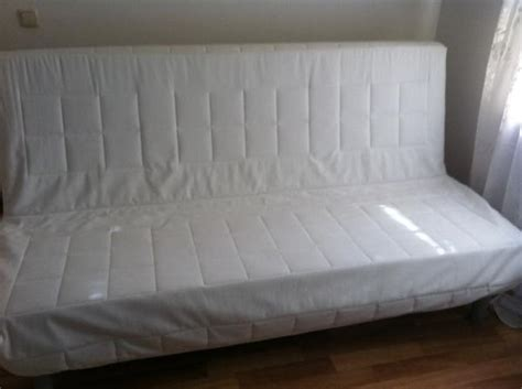 Sofa/couch/bett -ikea Beddinge Weiß