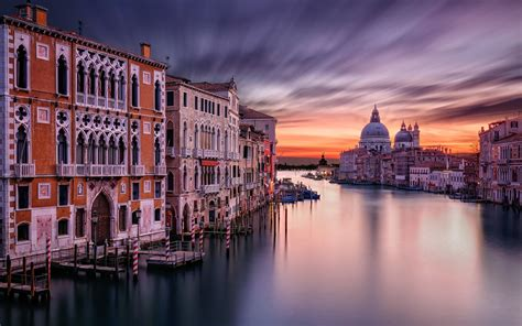 grand canal  venice italy hd wallpaper background