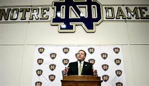 Weiss: Kelly has 'five-minute plan' for Notre Dame - NY ...