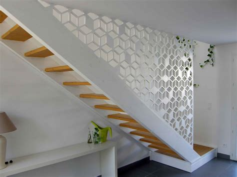 garde corps en bois pour escalier garde corps en bois sur mesure par et bois