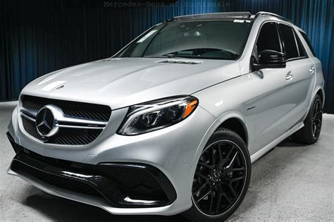 The 2019 amg® gle 63 s coupe matches the 2019 amg® gle 63 s suv in power. New 2019 Mercedes-Benz GLE AMG® 63 SUV in Scottsdale AZ