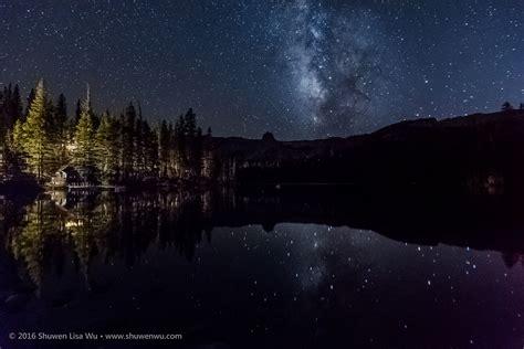 Night At Lake Mamie Shuwen Lisa Wu