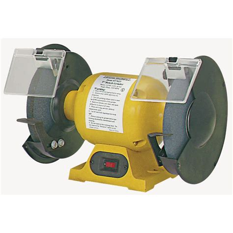 Grinder Bench by 3 4 Hp 8 Quot Bench Grinder