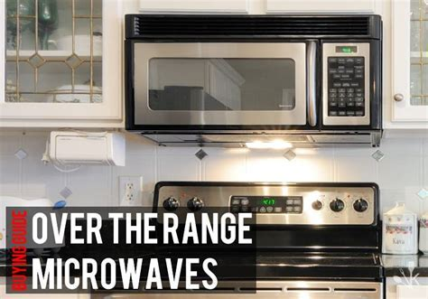 Best Over The Range Microwaves To Buy In 2018   KitchenSanity