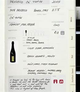 the new moleskine recipe and wine journals won my heart With wine journal template