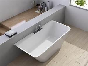 Badewanne Freistehend An Wand : badewanne freistehend eckig mf82 hitoiro ~ Lizthompson.info Haus und Dekorationen