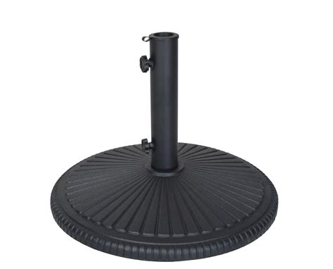 oakland living heavy duty cast iron umbrella stand