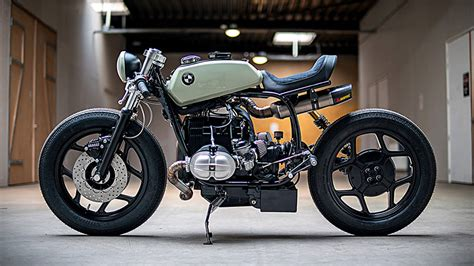 Customized Bmw R80 By Ironwood Custom Motorcycles