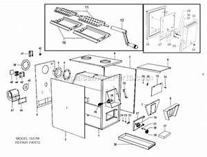 Us Stove Company 1557m Parts List And Diagram   Ereplacementparts Com