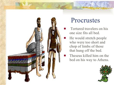 The Bed Of Procrustes by Mythology