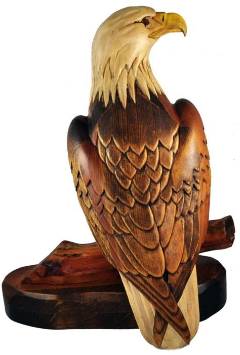 images  eagle wood carving ideas  pinterest