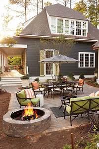 Six Ideas for Backyard Patio Designs - TheyDesign net