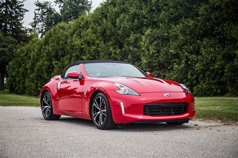 Nissan 370z 2018 by Review 2018 Nissan 370z Roadster Touring Sport Canadian