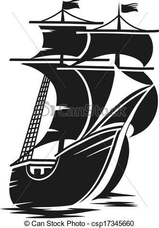 Dessin Bateau En Noir Et Blanc by Clip Art Vecteur De Bateau Vecteur Noir Et Blanc