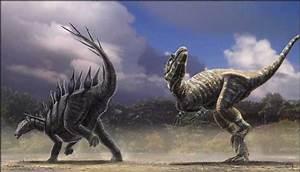 Les Dinosaures Du Jurassique Moyen En Normandie Et Ailleurs