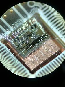First Step Towards Quantum Dot Based Spin Qubit Registers