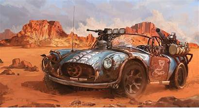 Mad Max Cobra Artwork Ac Painting Cars