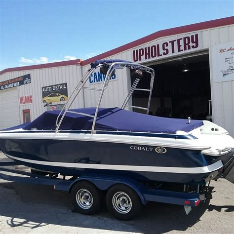 Auto And Marine Upholstery by Custom Boat Covers Yelp