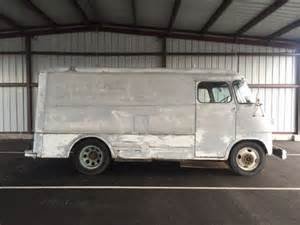 1963 Chevrolet P30 Step Van For Sale  Photos  Technical