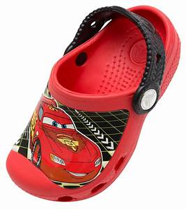 Crocs Lightning Mcqueen Clog At Swimoutlet Com