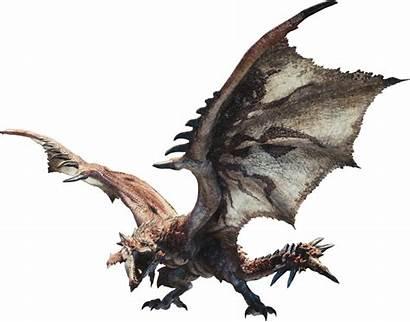 Rathalos Monster Hunter Mhw Render Gamepedia