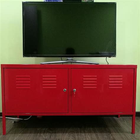 Ikea Schrank Metall by Ikea Ps Metal Cabinet On Carousell