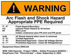 theatre safety blog free arc flash training seminars With arc flash danger label