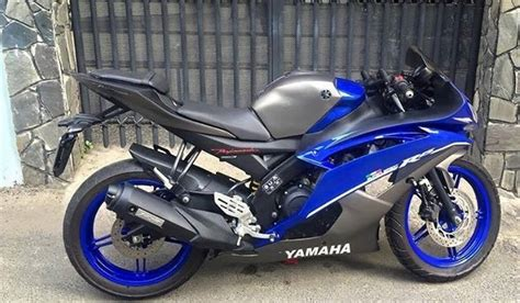 R15 Bike Modification Photos by Yamaha R15 Gets Modified To R6 Looks Quite The Machine