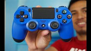 Sony Dualshock 4  Wave Blue  Official Unboxing   Hd