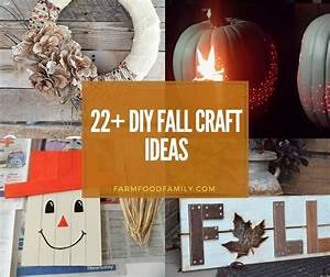 22, Creative, Diy, Fall, Craft, Ideas, And, Projects, For, This, Fall, 2021
