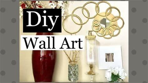 diy wall art home decor  regular items