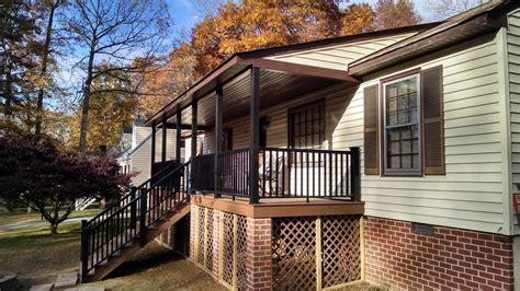 Front Porch Addition - Chesterfield   RVA Remodeling LLC