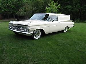 1959 Chevrolet Sedan Delivery